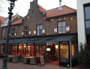 Hotel restaurant Arcen