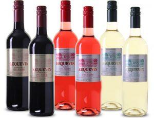 Wijnpakket Requevin