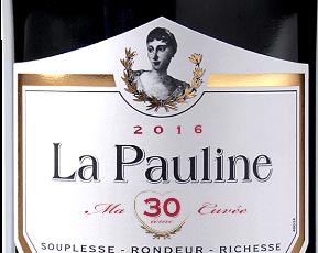 La Pauline 'Ma 30ìeme Cuvée' Merlot-Cabernet