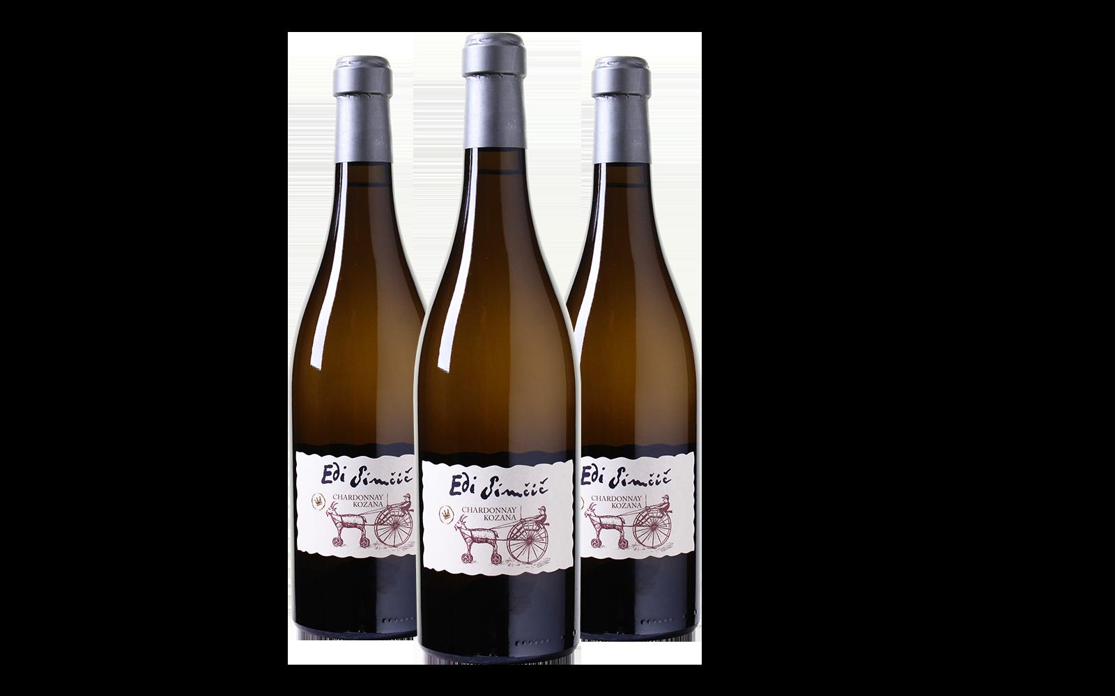 Edi Simcic 'Kozana' Chardonnay