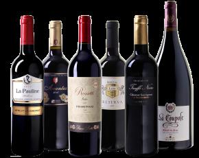 Top 5 Wijnpakket